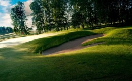 Naterki Golfplatz Mazury Golf & Country Club